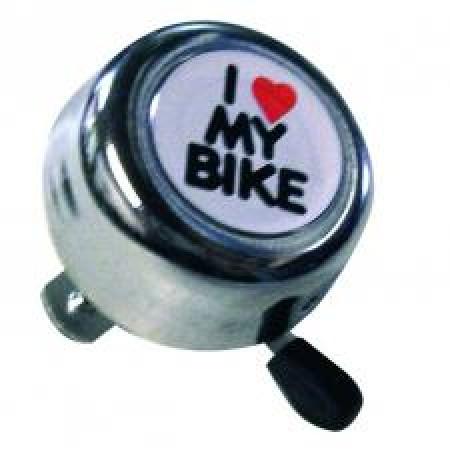 Capriolo zvonce-i love my bike-hromirana ( 190706 )