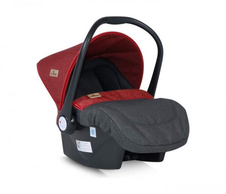 Lorelli Bertoni Autosedište lifesaver black&red 0-13kg ( 10070301800 )