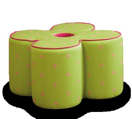 Cilek Daisy tabure zeleni cvet ( 21.09.3307.00 )