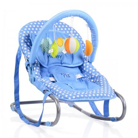 Cangaroo Ležaljka Manny blue ( CAN7263 )