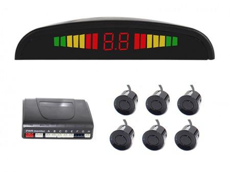Parking senzor displej PS-530 6 senzora ( 0PS003 )