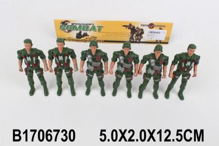 Vojnici u kesi Commando 12x5x2  ( 1706730 )