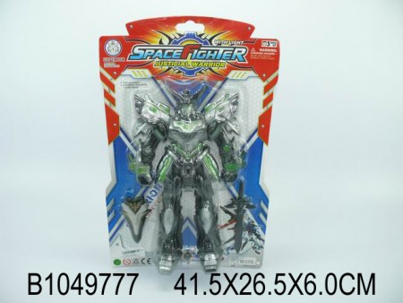 Robot SpaceFighter 41x26x6cm  ( 1049777 )