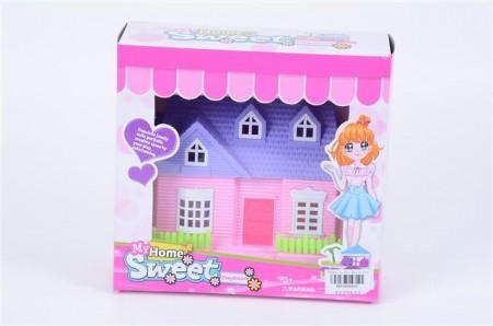 Kuća za lutke Loving family 34x19x17  ( 498905 )