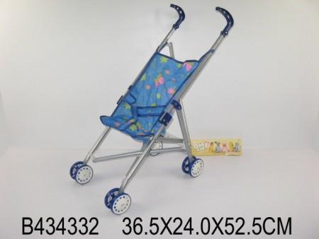 Kolica za lutke blue 36x24x52cm  ( 434332 )
