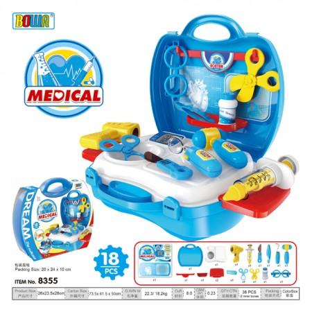 Dr.set kofer Blue 8355 24x22x10  ( 793046 )