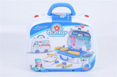 Dr.set kofer Blue 911 24x21x9  ( 911510 )