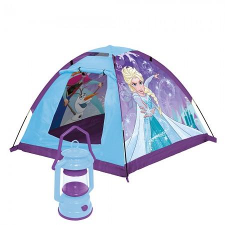 Šator Frozen  sa Led lampom 120 x 120 x 87 cm ( HM75166 )