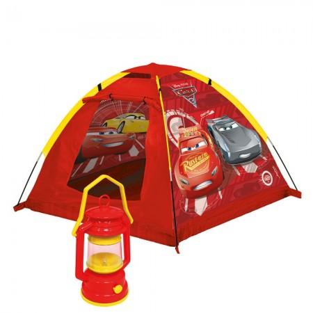Šator Cars sa Led lampom 120 x 120 x 87 cm ( HM72566 )