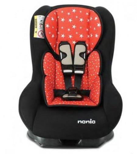 Nania autosedište Maxim 0/1  (0-18kg) Eco Star Red - crveno ( 5121126 )