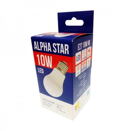 Alpha Star E27 10W 800LM 6400K 15.000H sijalica ( E2710ASC/Z )