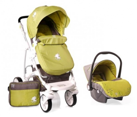 Cangaroo Kolica Tala green set 2 u 1 ( CAN3655GRS )
