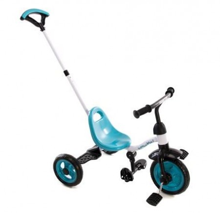 Kikka Boo Tricikl wow me - blue ( 31006020031 )