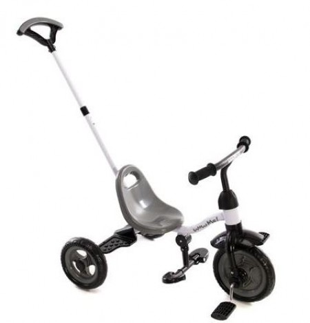 Kikka Boo Tricikl wow me - grey ( 31006020030 )