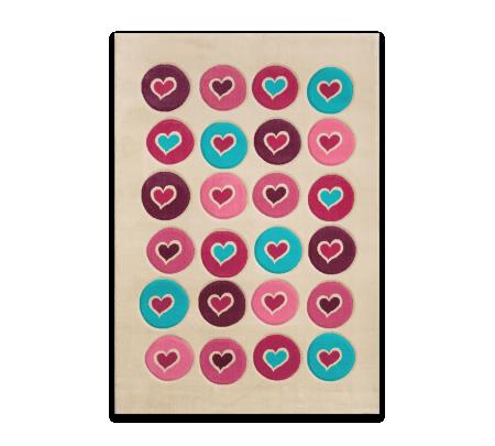 Cilek Love tepih 133x190 cm ( 21.07.7675.00 )