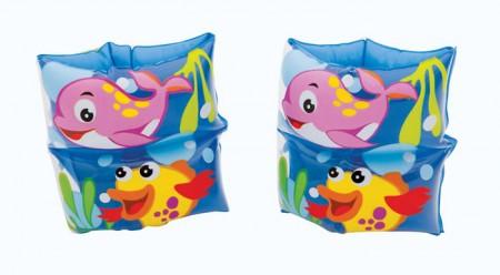 Intex narukvice za plivanje za decu 19x19cm ribice ( I59650 )