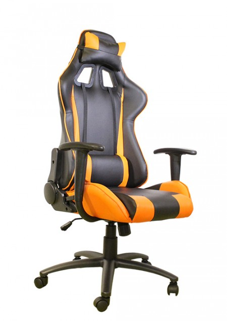 Gaming Chair e-Sport DS-042 Black/Orange ( DS-042 BO )