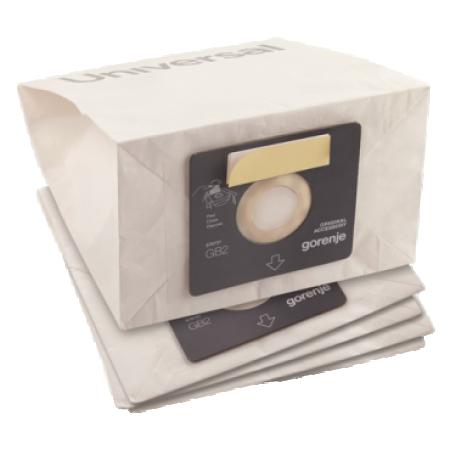 Gorenje GB2 PBU Komplet 5 papirnih kesa + 1 filter