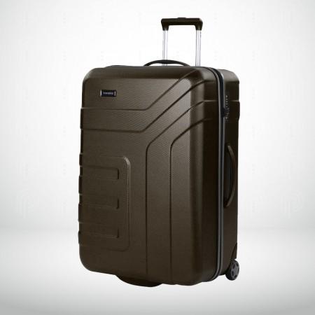 TravelLite Kofer Vector 2 tocka Braon L ( 72009-60 )