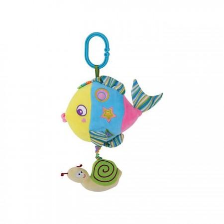 Lorelli Bertoni Muzička igračka - šarena ribica ( 10191250001 )