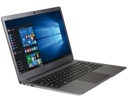 Mediacom SmartBook Edge SB143 14 FHD Intel N3450 Quad Core 1.1GHz (2.20GHz) 4GB 32GB 128GB SSD Windows 10 Home 64bit srebrni