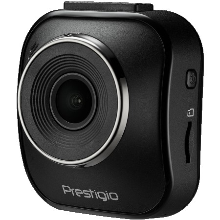 Prestigio Car Video Recorder RoadRunner 523 (FHD 1920x1080@30fps, HD 1280x720@60fps 2.0 inch screen, 3 MP CMOS image sensor, 4 MP camera, 1