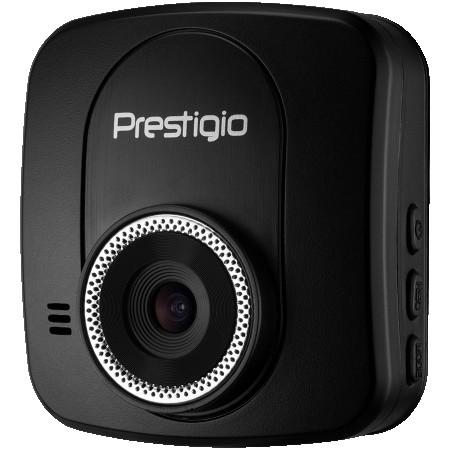 Prestigio Car Video Recorder RoadRunner 535W (WQHD 2560x1440@30fps, 2.0 inch screen, MSC8328Q, 4 MP CMOS OV4689 image sensor, 12 MP camera,