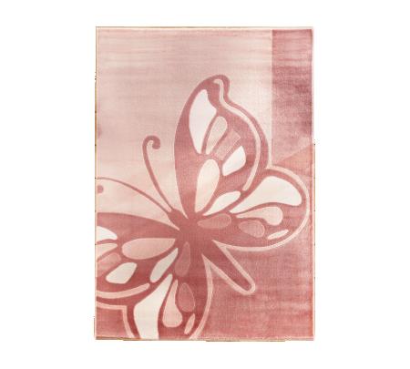 Cilek Butterfly tepih (133x190 cm) ( 21.07.7680.00 )