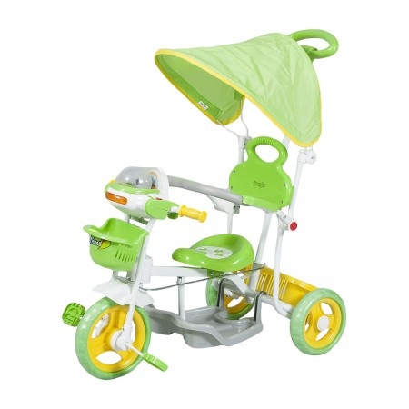 Jungle tricikl First trike,12m+ Zeleni ( 010733 )