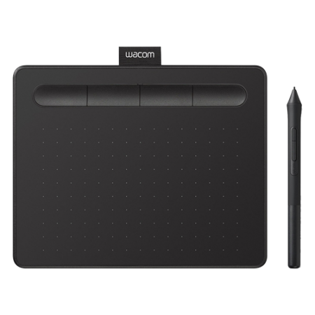 Wacom Intuos S Bluetooth Black ( CTL-4100WLK-N ) Grafička tabla