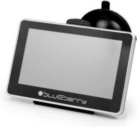 Blueberry GPS Nav 2GO779 - 7 Hi Res Hi Brightness LCD 800x480, MTK 3353 800MHz, 128MB DDR3 RAM, 8GB Internal memory, Full EU, SRB, RUS map