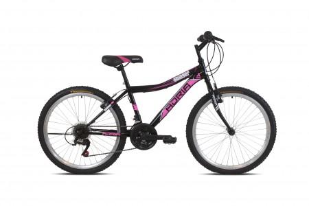 Adria bicikl stinger 24/18ht crno-pink 12.5 ( 918177-15 )