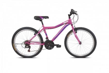 Adria bicikl stinger 24/18ht ljubicasto-pink 12.5 ( 918180-15 )