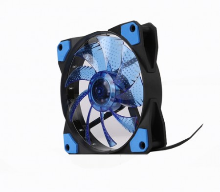 Hladnjak za kućišta 120x120 Marvo FN10 LED plavo pozadinsko osvetljenje ( 009-0074         )
