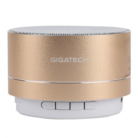 Gigatech Zvučnici Bluetooth 1.0 BT-797 snage 3W zlatni ( 005-0132         )