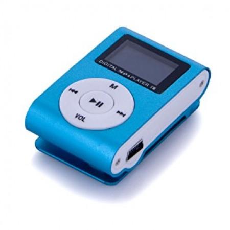 Gigatech MP3 Player GMP-13 LCD/FM/SD (kartica nije u pakovanju) plavi ( 041-0174         )