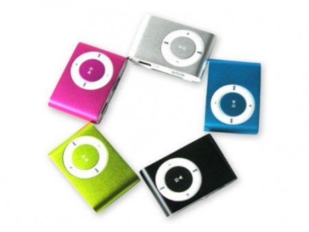 Gigatech MP3 Player GMP-03 bez displeja (kartica nije u pakovanju) crni  ( 041-0053         )