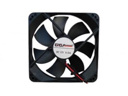 Gigatech Hladnjak za kućišta 80x80 kesica crni  ( 009-0055         )
