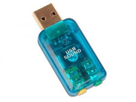 Gigatech USB Sound kontroler GSC-U02 ( 013-0068         )