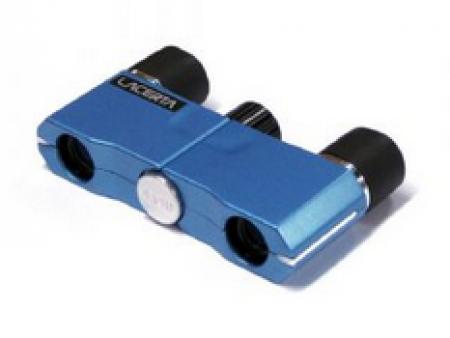 Lacerta Mikro dvogled 4x10 - plavi ( LAC4x10B )