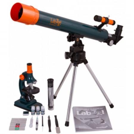 Levenhuk LabZZ MT2 Mikroskop & Teleskop kit ( LE69299 )