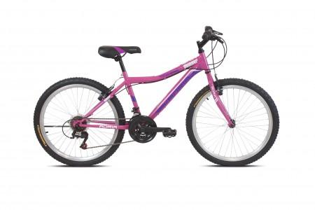 Adria bicikl stinger 24/18ht pink-ljubicasto 12.5 ( 918178-15 )