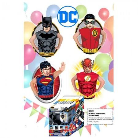 Rubies Super heroes party kostim 3-6 god ( RU33687 )