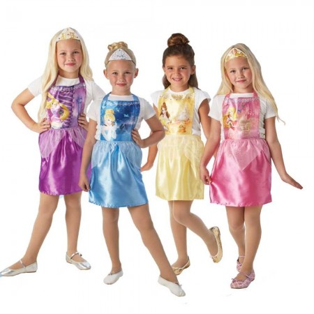 Disney princess party kostim 3-6 god ( RU34172PP )