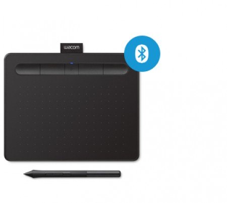 OUTLET Intuos S Bluetooth Black (  )
