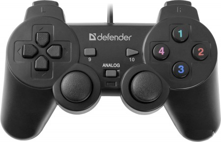 Defender Game Master ( 64257 )