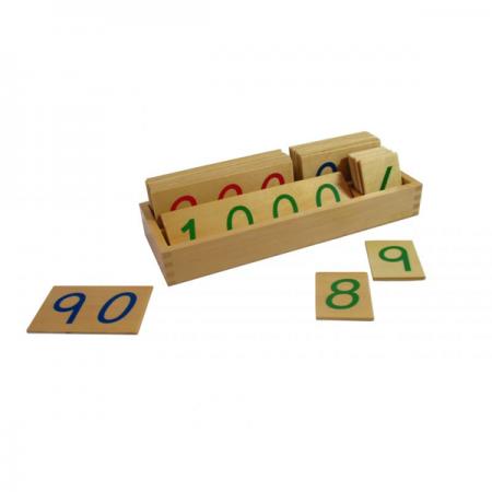 Montesori HTM0135 Numeričke pločice ( 14086 )