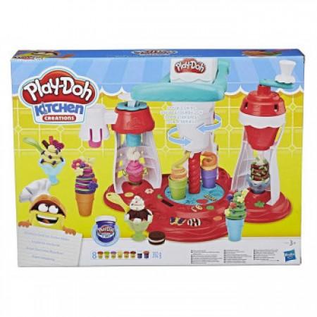 Hasbro Play-doh ultimate swirl ice cream maker ( E1935 )