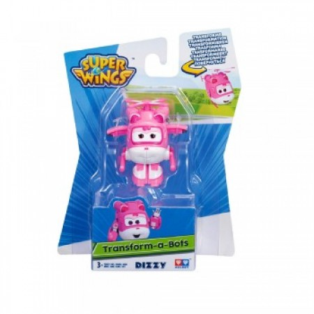 AuldeyToys Super krila transform-a-bots dizzy ( TW710040 )