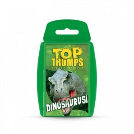 Top trumps dinosaurs karte ( WM27786 )